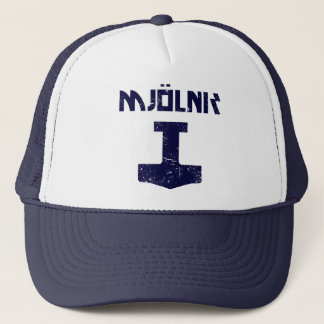 mjolnir_navy_destroyed trucker hat