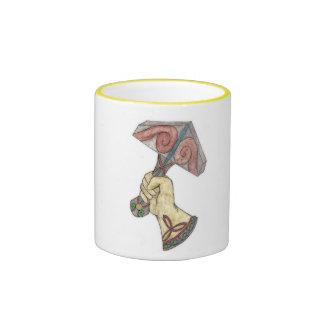 Mjolnir Ringer Coffee Mug