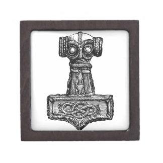 Mjolnir: Thor's Hammer Jewelry Box