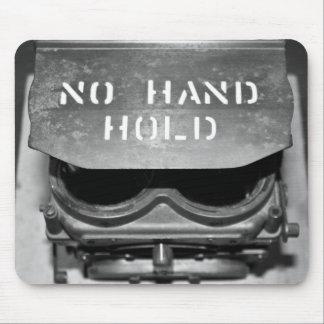 MK18 - WWII Gun Sight Unit Mouse Pad