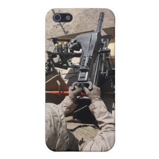 MK-19 automatic grenade launcher Cover For iPhone 5