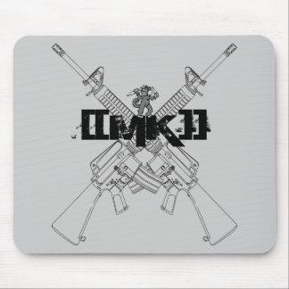[[MK]] asalto Mousepad del mono Tapete De Ratón
