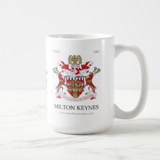 MK Coat of Arms mug