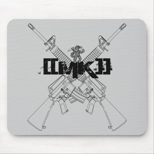 [[MK]] Monkey Assault Mousepad
