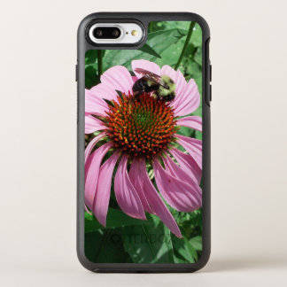 MkFMJ Flower With Bee OtterBox Symmetry iPhone 8 Plus/7 Plus Case