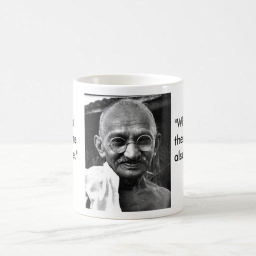 MKGandhi Coffee Mug