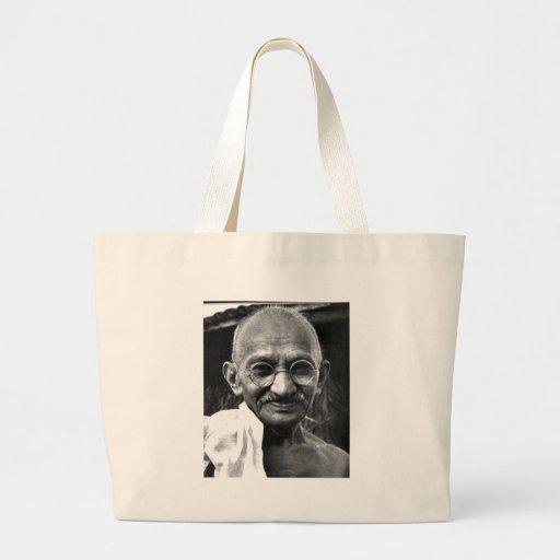 MKGandhi Jumbo Tote Bag