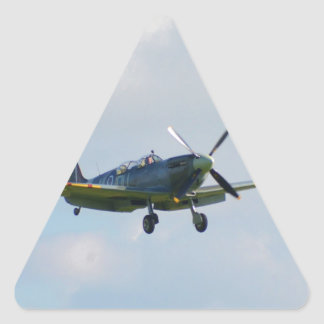 MKIX Spitfire Triangle Sticker