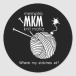 MKM Logo Sticker