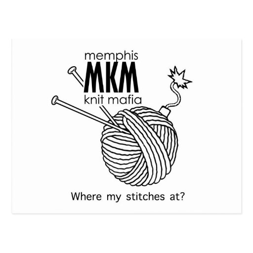 MKM Postcard