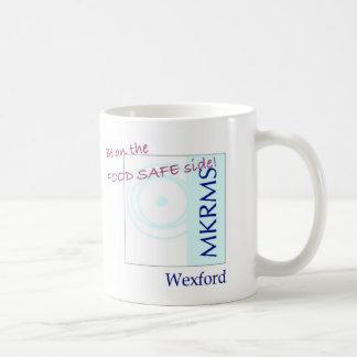 MKRMS Food Safety Logo Mug