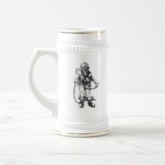 MKV Diving Stein Mug
