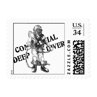 MKV postcard stamp
