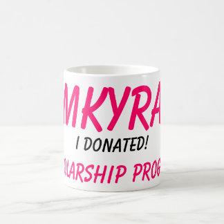 MKYRA Pink Mug