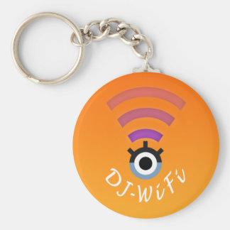 ML: DJ-WiFi key chain