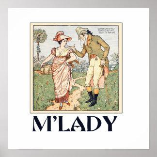 mlady poster
