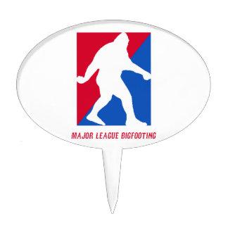 MLB Major League Bigfooting Cake Toppers