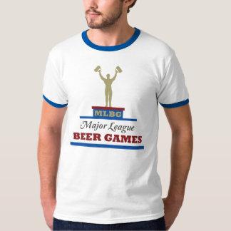 MLBG Champion Ringer Shirt