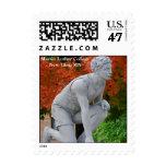 MLC Sprinter Postage Stamp