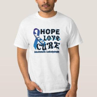 MLD Awareness HOPE,LOVE,CURE T-Shirt