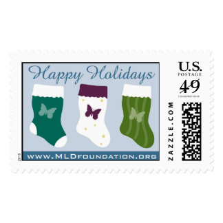 MLD Christmas Stockings Postage