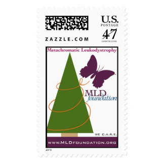 MLD Christmas Tree Postage