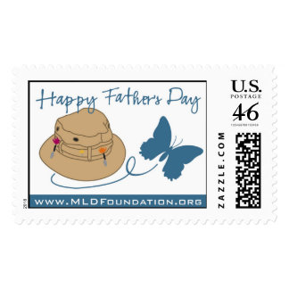 MLD Fathers Day Postage Stamps