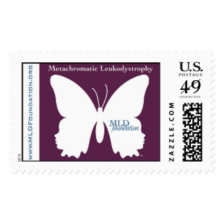 MLD Foundation Postage Stamp