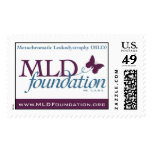 MLD Foundation Postage Stamps