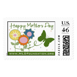 MLD Mother's Day Postage Stamps