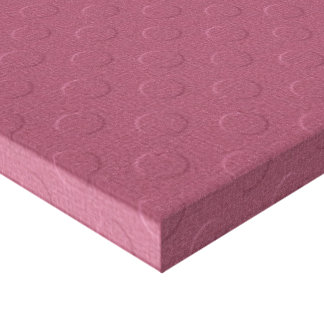 MLE PURPLE PINK DECORATIVE  EMBOSSED PATTERN TEXTU CANVAS PRINT