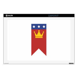 "MLK Banner Decals For 17"" Laptops"