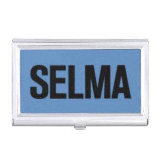 MLK Day-Selma Black on Blue