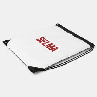 MLK Day-Selma Red Backpacks