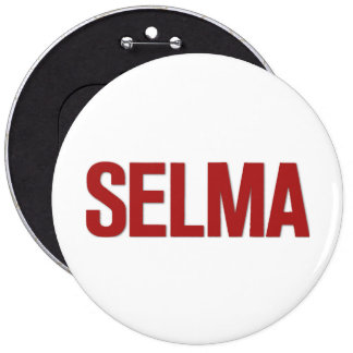 MLK Day-Selma Red Button