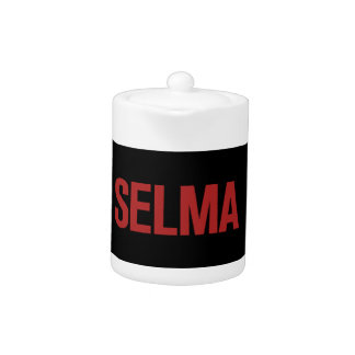 MLK Day-Selma-Red on Black