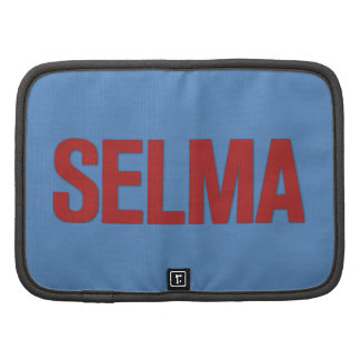 MLK Day-Selma Red on Blue Organizers