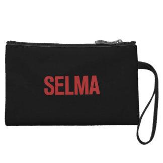 MLK Día-Selma-Rojo en negro