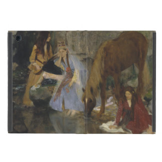 Mlle Fiocre in Ballet La Source by Edgar Degas iPad Mini Cover