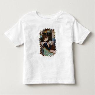 Mlle. Guillaumin reading, 1907 Toddler T-shirt