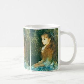 Mlle Irene Cahen D'Anvers por Renoir Taza Clásica