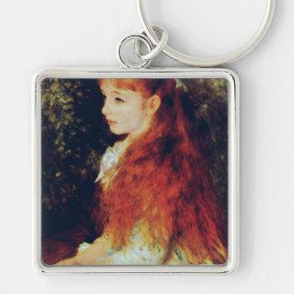 'Mlle Irene Cahen' Keychain