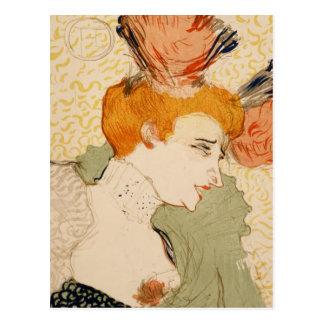 Mlle. Marcelle Lender, en buste Postcard