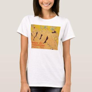 Mlles Eglantines 2 by Toulouse-Lautrec T-Shirt