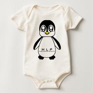 MLP lindo Babygrow Mamelucos
