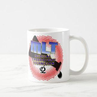MLT Droplet  EXPLOSION Med Lab Tech Mug