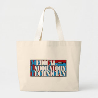 MLT MEDICAL LABORATORY TECHNICIAN RED BLUE TECHNO BAGS