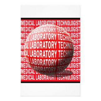 MLT SPHERE MEDICAL LABORATORY TECHNOLOGIST STATIONERY DESIGN