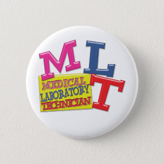 MLT WHIMSICAL FUN ACRONYM LETTERS LABORATORY BUTTON
