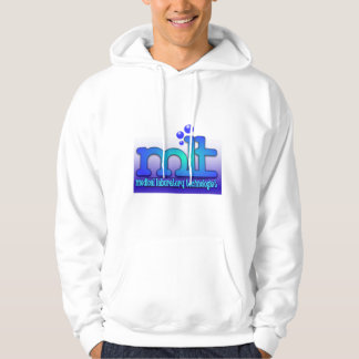 MLT - WTIH BUBBLES - MEDICAL LABORATORY TECH HOODED SWEATSHIRT